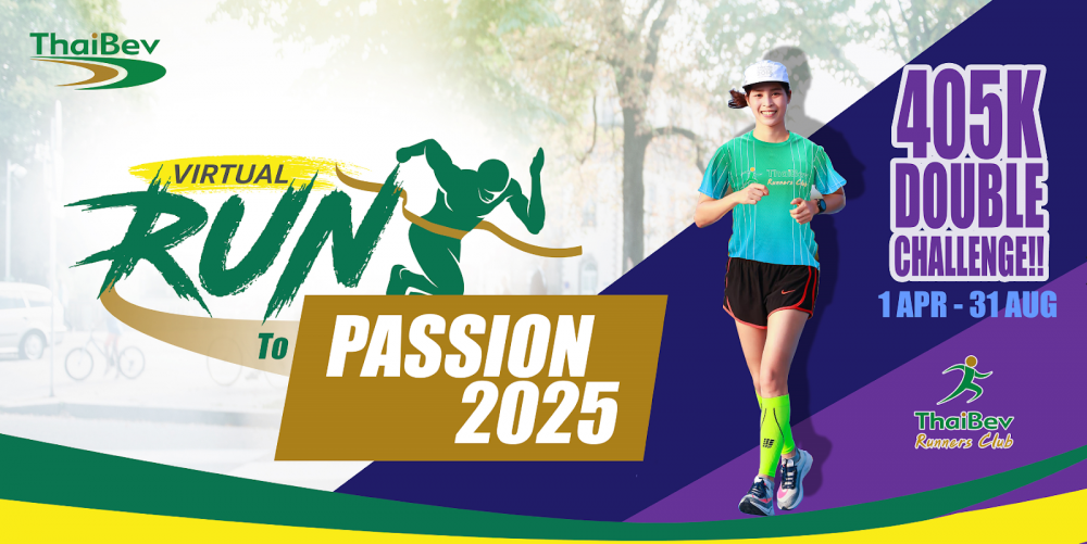 Cover of Run to PASSION 2025